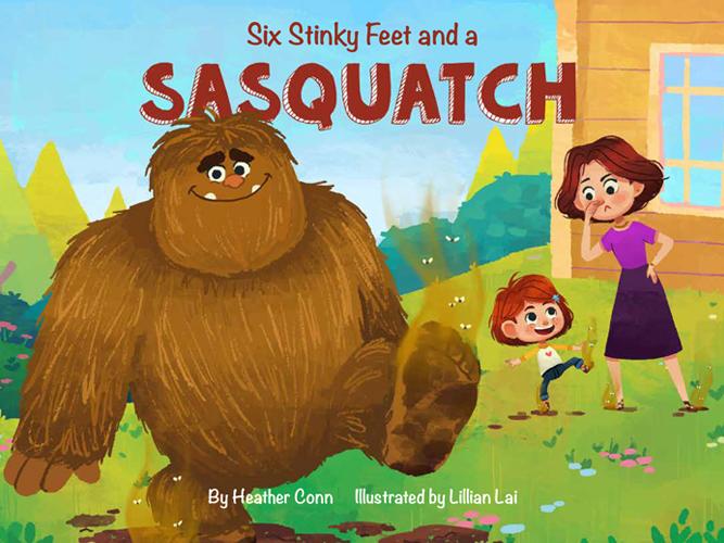 Six Stinky Feet and a Sasquatch